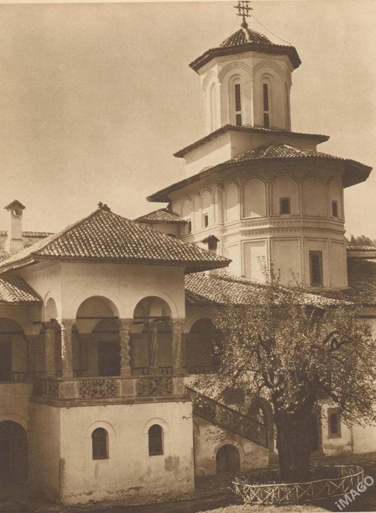 Mânăstirea Horezu, adăpost în vremuri tulburi boierilor Otetelișeni