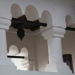 Răsfăț cu șerbeturi într-un foişor fortificat