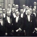Conu' Iancu Otetelișanu a sprijinit primele trupe de teatru care  jucau în limba română