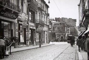 Ulița cea Mare/Foto: Fundația Calea Victoriei