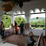 Culori din Basarabia: spiritul românesc, în tușe fine la Conacul Otetelișanu
