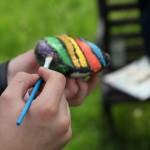 Micii Picasso desenează zâne la Conacul Otetelișanu